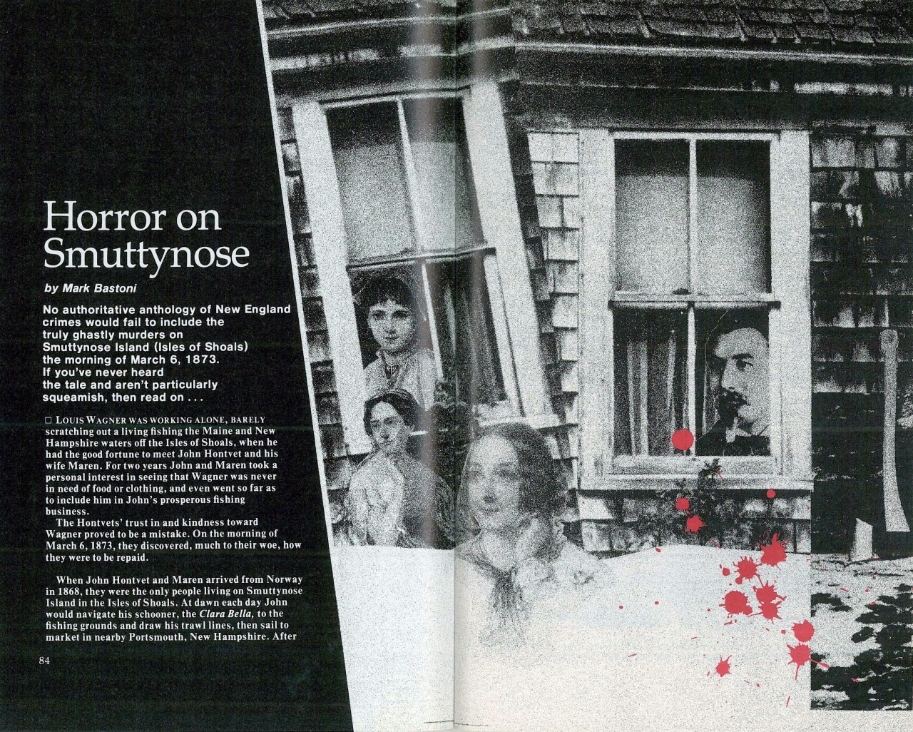 Horror on Smuttynose | The 1973 Smuttynose Murders