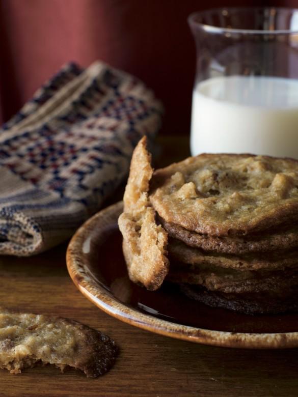Favorite Crispy Cookies