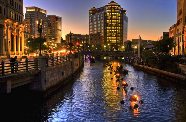 What To Do In Providence Ri Waterfire