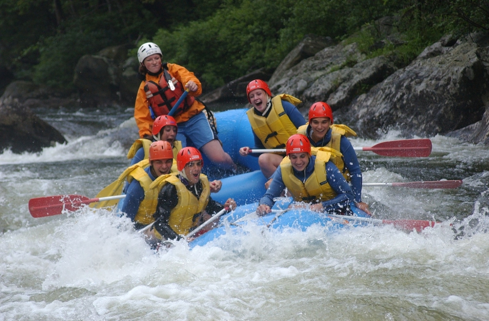 White Water Rafting Maine Travel Guide New England Today